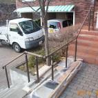 中山町 N様邸外部手摺り取付工事 施工事例写真