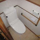 千島町 O様邸トイレ改修工事 施工事例写真
