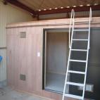古川町 S様邸倉庫 施工事例写真